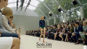 sonim_experiential_advert_Burberry_LFW_showtech_lead_develop_bespoke_build_Richard_Grant