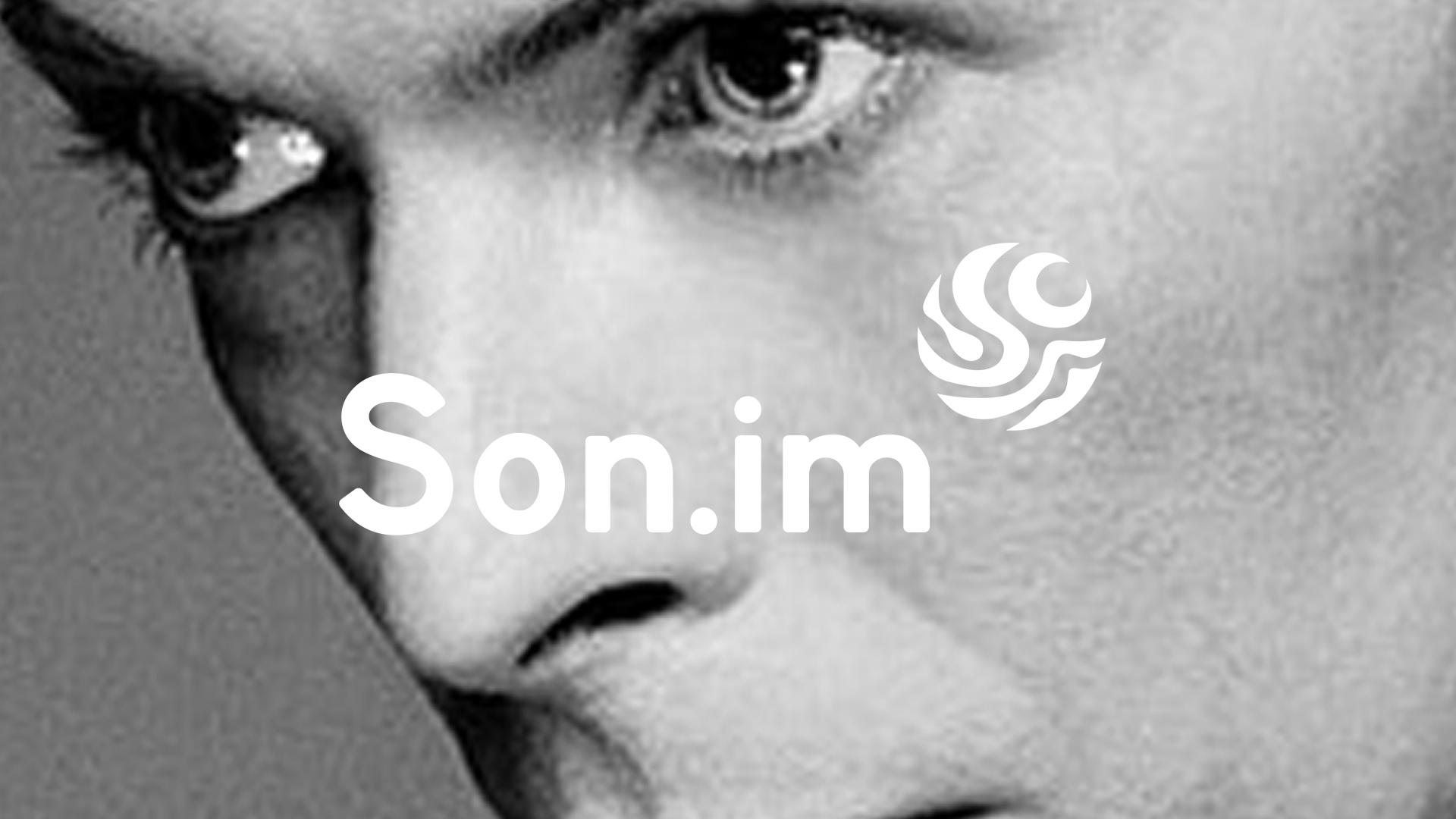 Sonim_logo_BG_Bowie_eyes